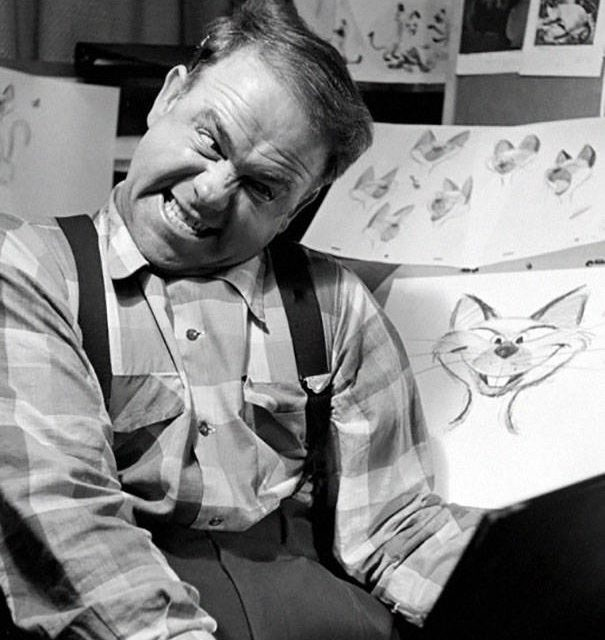 You Won't Believe How Disney's Animators Drew Your Favorite Classic Characters