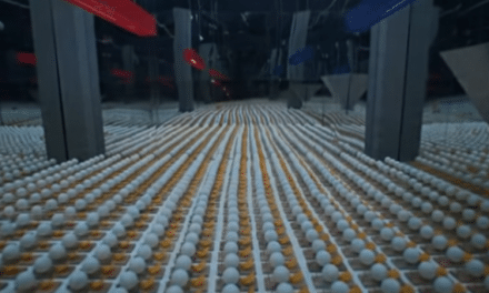 Thousands Of Mousetraps And Ping Pong Balls Create A Reaction You Need To See