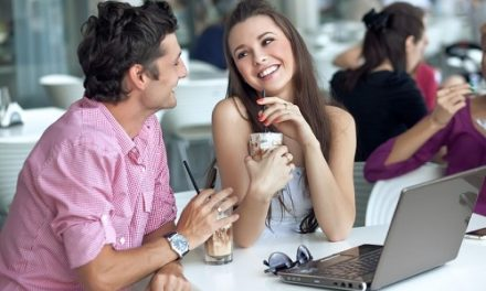 10 Obvious Signs a Guy Is Flirting with You