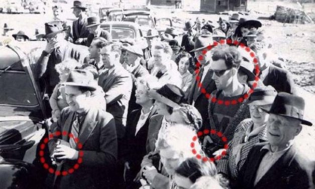 No One Has Been Able To Explain What Happened In These 10 Odd Photographs