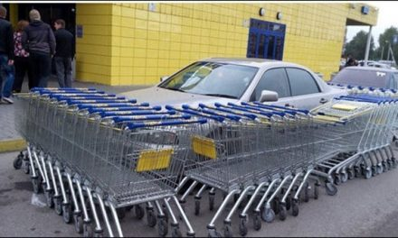 These 16 People Learned The Hard Way That They Need To Stop Parking Like Jerks