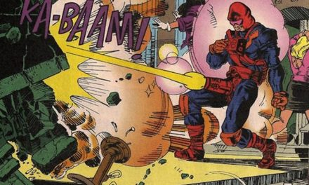 13 Extremely Lame Comic Book Characters