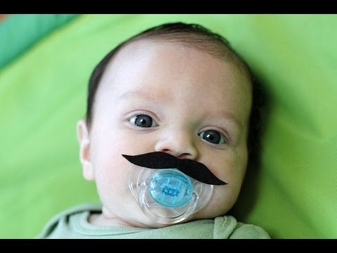 Most Funny Baby Pacifiers Compilation April 2015 [NEW HD EDITION]