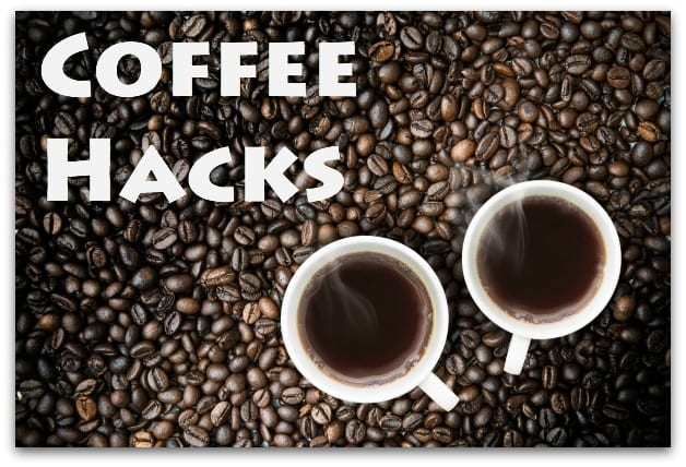 5 Mind-Blowing Coffee Hacks To Make Your Coffee Taste Heavenly