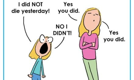 Artist Creates Hilarious Comics About Siblings Based On Her Own Daughters