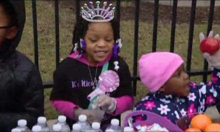 6-Year-Old Refuses To Have A Big Birthday Party And Feeds Homeless People Instead