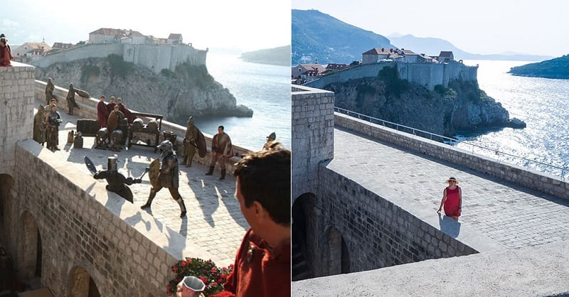 Game Of Thrones Fan Traveled To Croatia And Found Every Famous Fimling Location