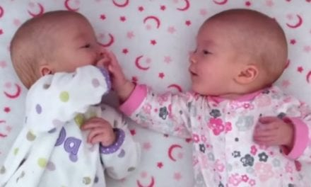 This Video Of Little Twin Girls Chatting And Having A Good Time Is The Cutest Thing You'll See Today