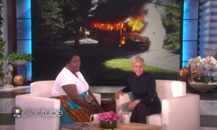 Brave Bus Driver Who Saved 20 Kids From A Burning Bus Talks To Ellen About The Life-Changing Experience