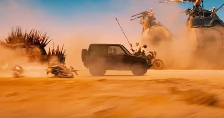 Visual Effect Artist's Hilarious Video Ad To Sell His Old SUV Goes Viral