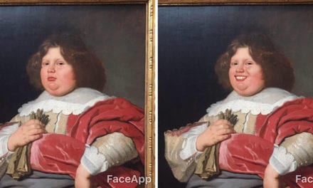 Artist Uses FaceApp To Put A Smile On Serious Classical Art Characters And Now They Look So Much Better