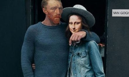 Artist Photoshops Historical Art Icons Into Modern Day Hipsters And The Results Are Too Good