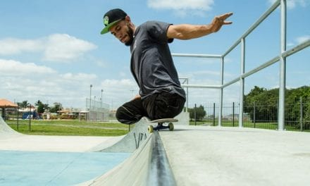 Man With No Legs Stuns Everyone By Becoming A Pro Skateboarder
