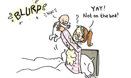 New Moms Created These Hilarious Cartoons And They Are Too Relatable