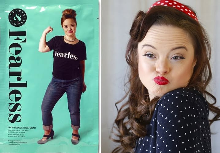 Woman With Down Syndrome Breaks Beauty Barriers By Becoming A Fashion Model