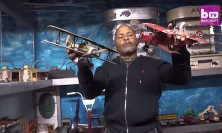 Philadelphia Man Has Been Collecting Vintage Toys For The Past 49 Years, Now His Collection Is Worth $1.5 Million