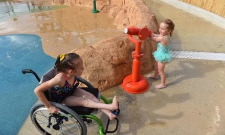 This Is The World's First Water Park Designed Specifically For Special Needs Individuals