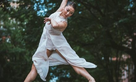 Artist Captured Ballet's Finest Dancers On The Streets Of New York