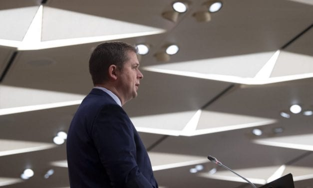 Scheer Says No Taiwan from WHO a 'Shame', plus Says Trudeau Support Arrived Late