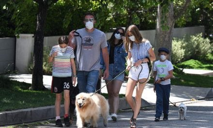 Ana De Armas Met Bill Affleck's Kids––And Then They Almost all Went For A Walk Before Cameras