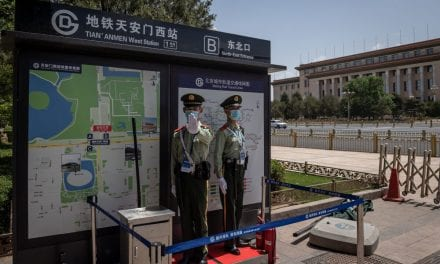 Beijing Enters 'Wartime' Preparations to avoid Virus Spread Ahead of Crucial Political Meeting