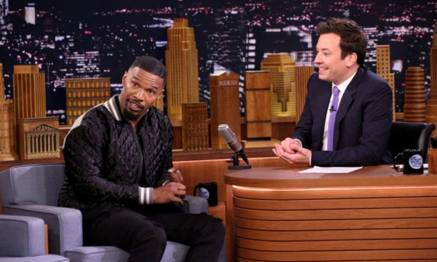 Jamie Foxx Applauded For Protecting Jimmy Fallon About Putting on Blackface