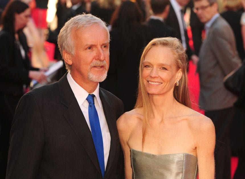 James Cameron Files For Legal Guardianship To Protect Teen Daughter's BFF!