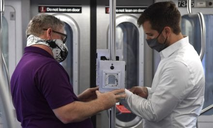 Nyc Subways Test Germicidal ULTRAVIOLET Light to Kill COVID-19