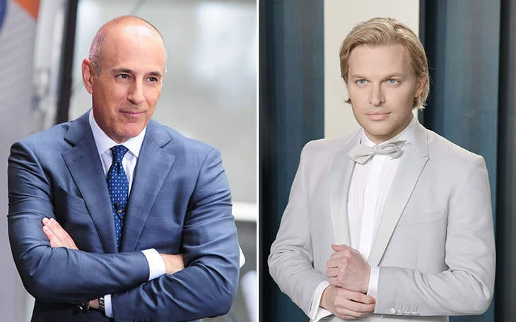He Lauer Is Apparently On the Crusade To Clear His Name Plus Take Down Ronan Farrow