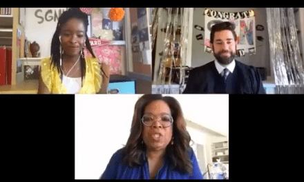 'Some Good News': Oprah Winfrey, Steven Spielberg, Malala Yousafzai, plus Jon Stewart Celebrate the particular Class of 2020