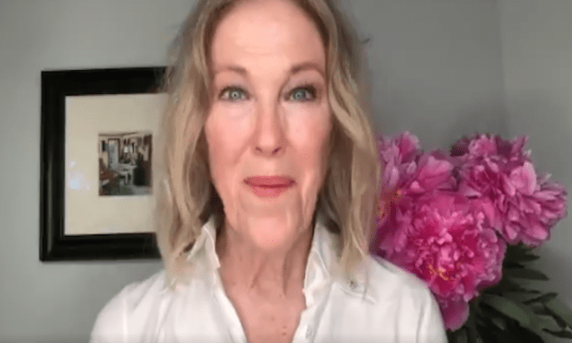 Open Post: Hosted By Catherine O'Hara's Virtual Acceptance Speech