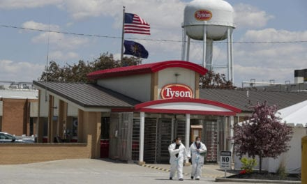 Iowa Health Official Says 5iphon Workers at Tyson Meats Plant Test Positive regarding COVID-19