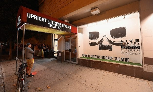 Straight Citizens Brigade, the Enhanc Theater Co-Founded by Amy Poehler, Is Closing The New York Location