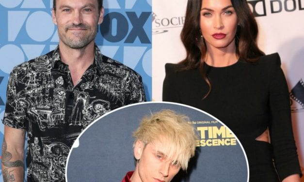 Megan Fox & Brian Austin tx Green 'Hadn't Fully Reduce Ties' When She 'Became Intimate' With Machine Weapon Kelly: Report