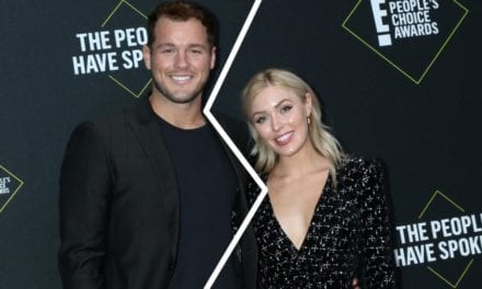 Bachelors Nation's Colton Underwood and Cassie Randolph Call It Stops!