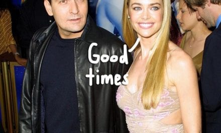 Denise Richards Reveals She and Charlie Sheen Conceived Their own Daughter On The Scary Film Set!