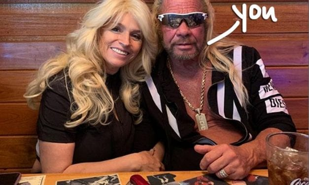 'Sad' Dog The Bounty Hunter Pays Tribute To Beth Chapman On Their Wedding Anniversary — Weeks After Getting Engaged!