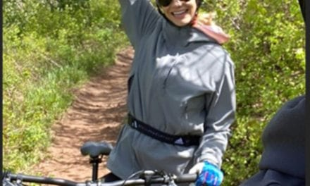 Meghan King Goes Mountain Bicycling With New BF Regarding Memorial Day Weekend: 'I Did The Mountain Issue! '