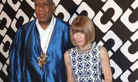 "André Leon Talley Says Their Relationship With Anna Wintour Is ""In An Iceberg"""