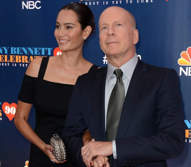 Bruce Willis Has Finally Reunited With His Wife And Most youthful Daughters