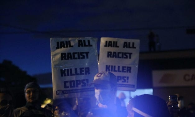 Jailed US Protester Tells Law enforcement He's COVID-19 Positive, Was not Wearing Mask