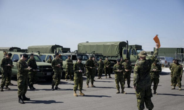 ninety Canadian Troops to Depart for Ukraine as Army Looks to Resume Mission