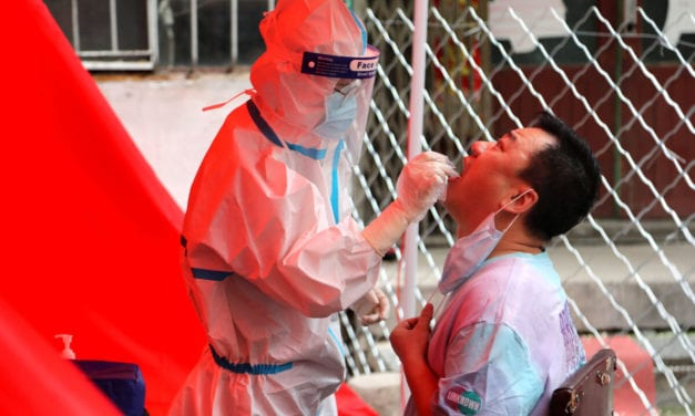 Chinese language City Concealing Recent Disease Infections and Deaths, Occupants Say