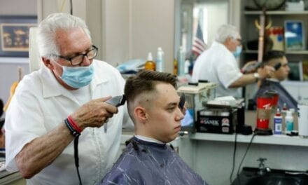Michigan Drops Lawsuit Against Barber Who Flouted Whitmer's COVID-19 Lockdown