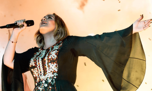 Adele Is Not Trying To Release Songs During A Pandemic