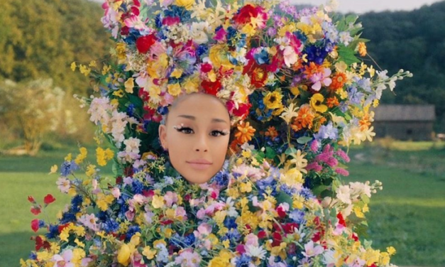 "Open up Post: Hosted By Ariana Grande's ""Midsommar"" Themed Birthday celebration"