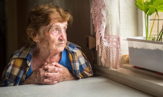 Intended for Seniors, COVID-19 Sets Off Outbreak of Despair