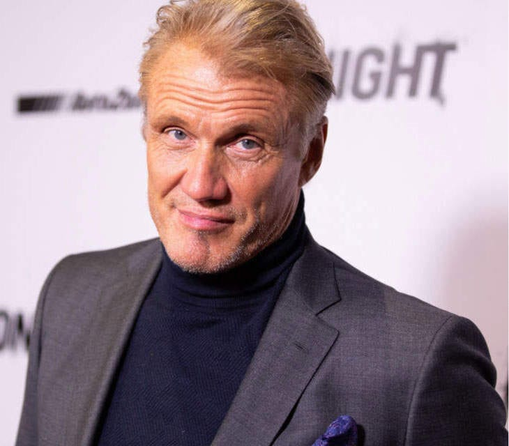 Dolph Lundgren Is Engaged To some 24-Year-Old Personal Trainer
