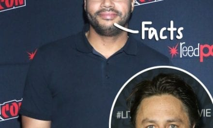 Jesse Faison Talks Being 'Judged' By His Skin Color Within Raw Conversation About Competition With Zach Braff