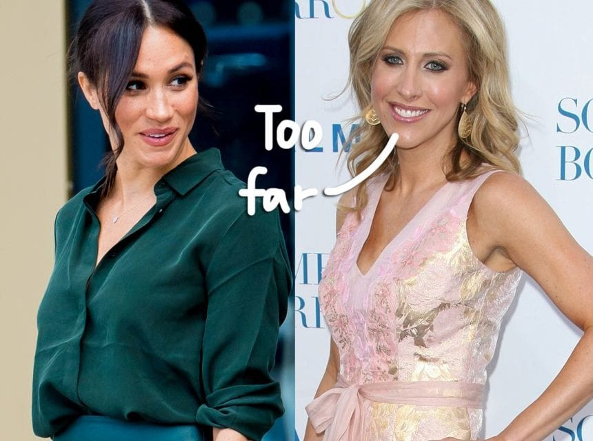 Author Emily Giffin Says Her 'Unmaternal' Meghan Markle Criticism Was 'Just Mean'!